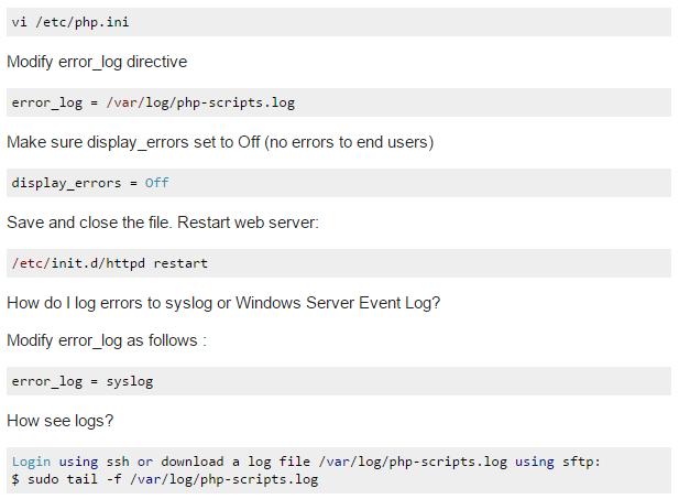 server-log-error